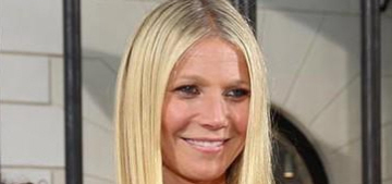 Brad Falchuk didn't dump Gwyneth Paltrow via text, they're in Rome together