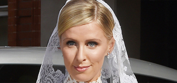 Nicky Hilton married James Rothschild in a royal-inspired ceremony: lovely?