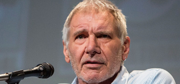 Comic-Con: Harrison Ford surprised the 'Star Wars' panel, everybody cried
