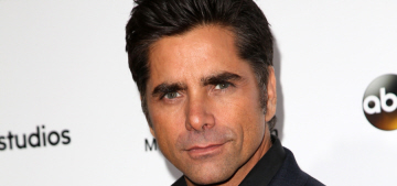 John Stamos checked himself into rehab two weeks after his June DUI