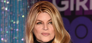 Kirstie Alley's diet company sued by victims of Scientology Ponzi scheme
