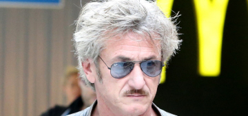 Sean Penn is 'attracted' to Minka Kelly, he thinks she's 'smart & giving'
