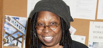 Whoopi Goldberg reverses her stance on Bill Cosby: 'It looks bad, Bill'