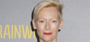 Tilda Swinton confirms her 'Doctor Strange' casting: 'I'm a Marvel fan'
