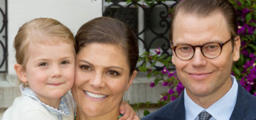 Princess Victoria celebrated her 38th birthday with her family: lovely?