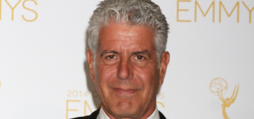 Anthony Bourdain throws shade at 'douche' Guy Fieri, but he loves Ina Garten