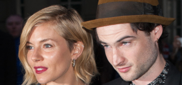 Sienna Miller & Tom Sturridge split because he wanted more babies & she didn't