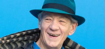 Ian McKellen shades Superman & calls James Bond a 'silly, stupid, British twit'