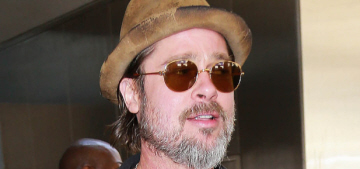 Brad Pitt also wrote an open letter to Costco's CEO about their caged-hen eggs