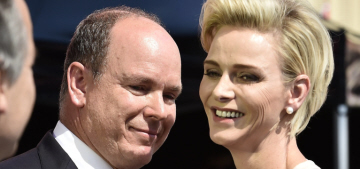 Princess Charlene: 'No one gave me a handbook on how to become a princess'