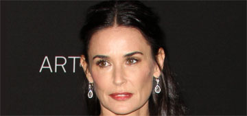 Demi Moore issues statement on man found dead in her pool: 'I am in absolute shock'