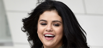 Selena Gomez was asked to rate her own attractiveness & lowballed her answer