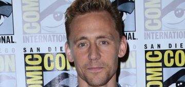Was Tom Hiddleston spotted in London with 'girlfriend' Elizabeth Olsen?