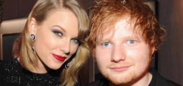 Ed Sheeran stepped in it, called Nicki Minaj's VMA arguments 'a bit redundant'