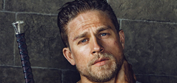 Charlie Hunnam: Leaving 'Fifty Shades' was 'very, very painful for me'
