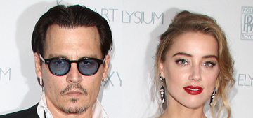 Johnny Depp may be worried about money & 'he's spending a fortune on Amber'