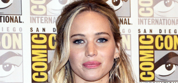 Did Jennifer Lawrence & Nicholas Hoult get into a screaming match at Comic-Con?