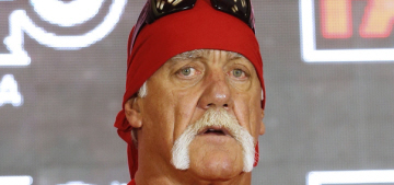 Hulk Hogan was fired from the WWE after repeatedly dropping the n-word
