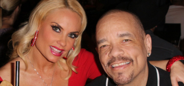 Ice-T, 57, and Coco Austin, 36, are expecting their first child together
