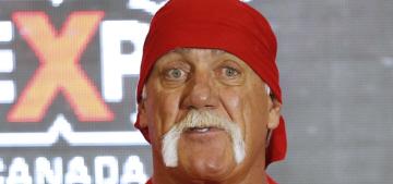 Hulk Hogan wonders why Pres. Obama can say the n-word but Hulk can't