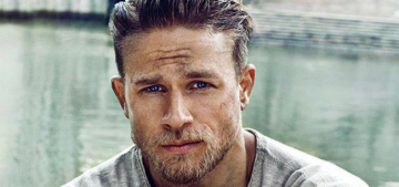 Charlie Hunnam gently criticizes 'Pacific Rim', doesn't like a lot of CGI