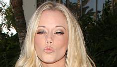 Kendra Wilkinson is starting her own line of stripper poles