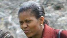 Michelle Obama isn't pregnant, probably won't get pregnant