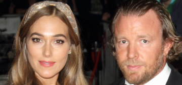 Guy Ritchie married Jacqui Ainsley in a star-studded celebration on his estate