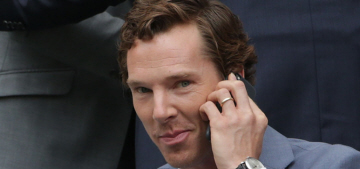 The NYT profiled Benedict Cumberbatch's crazy fans ahead of his 'Hamlet' run