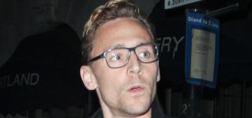 Tom Hiddleston's not a homewrecker, he waited until Elizabeth Olsen was single