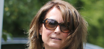 Did 'difficult' Carole Middleton drive a fashion designer out of business?