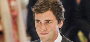 Belgian Prince Amedeo gave up his place in the line of succession to marry his love