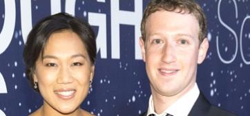 Mark Zuckerberg & Priscilla Chan are pregnant, discuss miscarriages