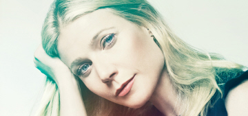 Gwyneth Paltrow claims she's a Goopy 'idiot savant' & she defends the V-steam