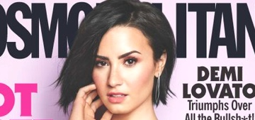 Demi Lovato thinks she's like Rihanna & Nicki Minaj: 'I'll f***ing beat your a**'