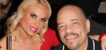 Ice-T & Coco Austin are expecting a girl & they'll name her Chanel: ugh?