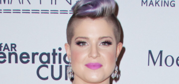 Kelly Osbourne: If you kick Latinos out of USA, who will clean the toilets?