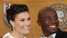 Taye Diggs & Idina Menzel are expecting their first child