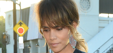 Halle Berry claims she's not divorcing Olivier Martinez, she just lost her ring