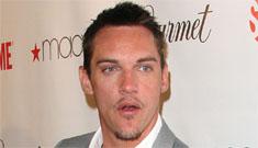 Jonathan Rhys Meyers praises John Travolta's generosity on set