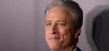 Jon Stewart says goodbye to 'The Daily Show' with a tearful, hilarious sendoff