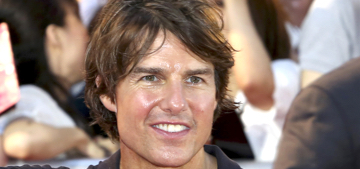 Tom Cruise was blocks away from Suri in NYC, still hasn't seen her for 2 years