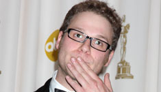 Seth Rogen explains weight loss: 'It's called bulimia'