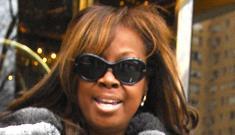 Star Jones tells Oprah she was a food addict; doc said she'd die