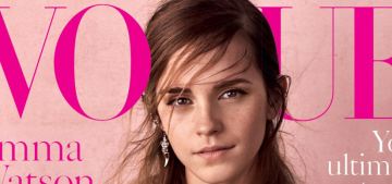 """Emma Watson & fashion designers talk about gender equality"" links"