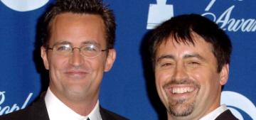 Jennifer Aniston did not invite Matt LeBlanc & Matthew Perry to her wedding