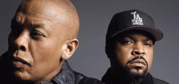 Ice Cube & Dr. Dre cover Rolling Stone, say words about violence & misogyny