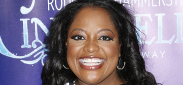 Sherri Shepherd discusses her sketchy divorce situation: sympathetic or not?