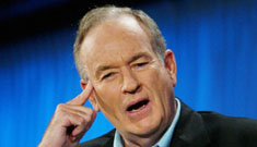 David Letterman calls Bill O'Reilly a 'goon'