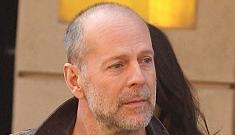 Bruce Willis' ski lodge burns down